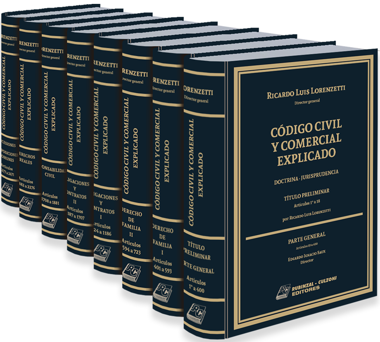 Código Civil y Comercial Explicado. Doctrina - Jurisprudencia